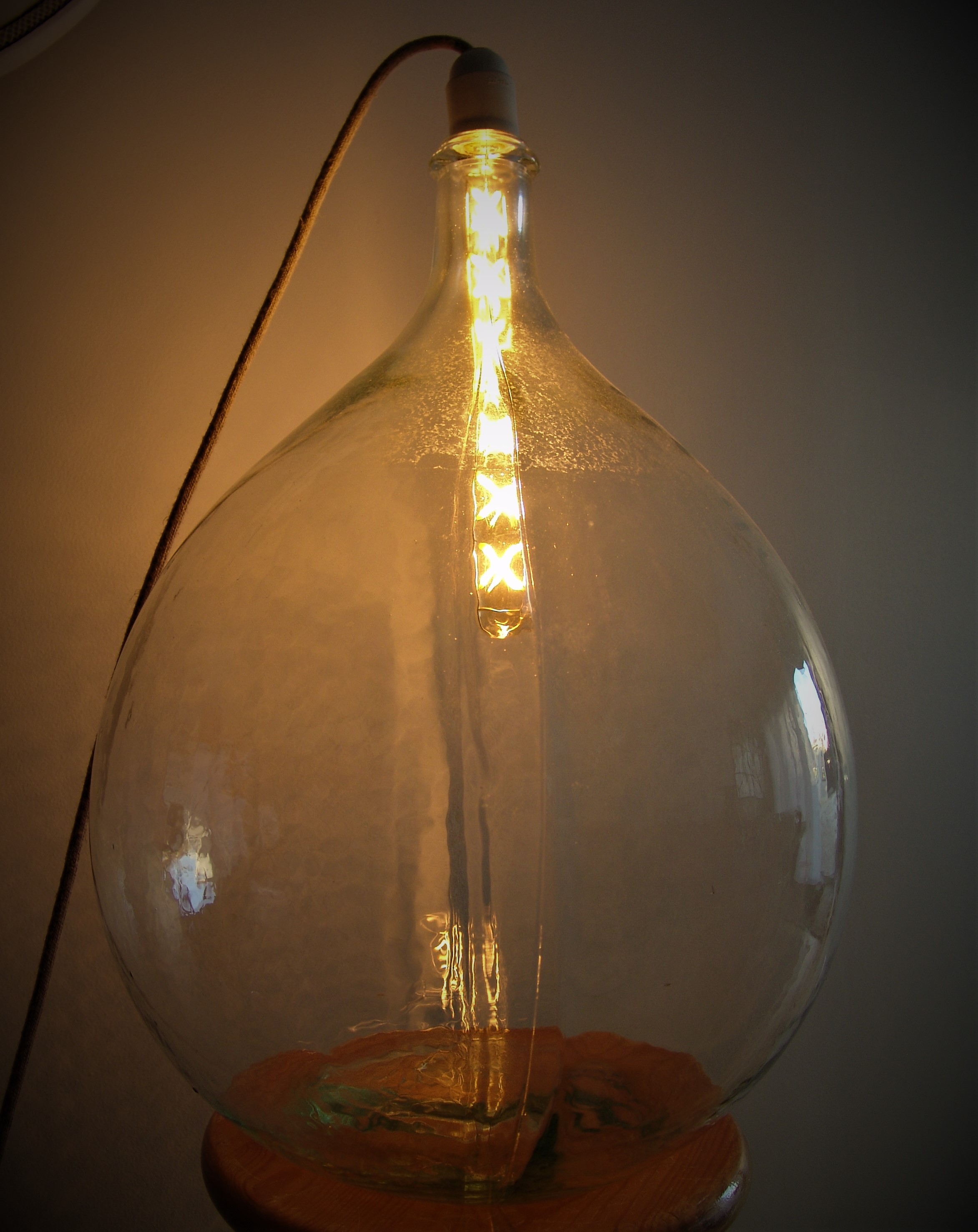 Bonbonne luminaire Image